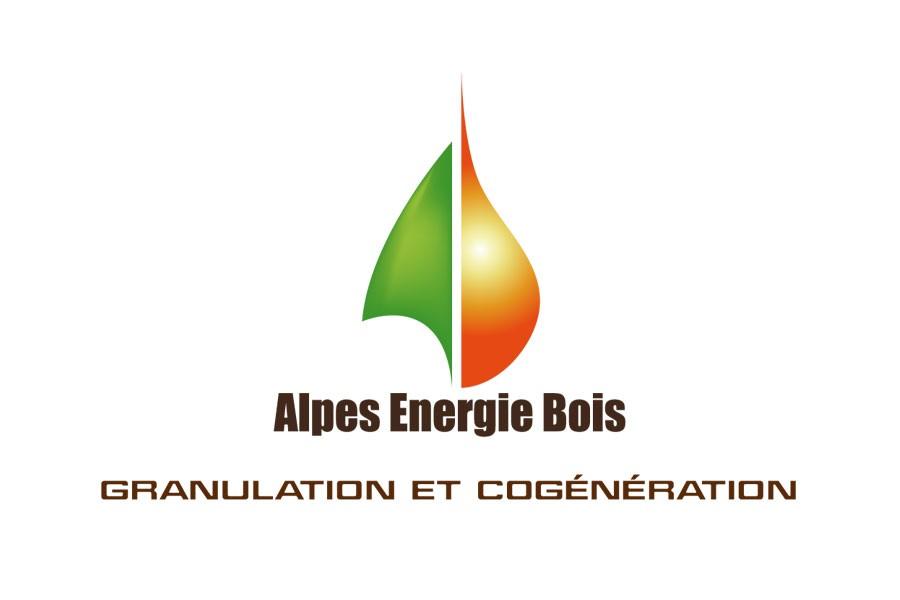 Logo Alpes Energie Bois