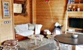 Lambris bois chaleureux en épicéa du nord