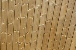 Exterior EcoThermo Nordic Pine wood cladding, Authentic range