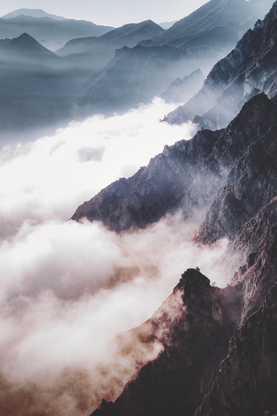 Montagne ambiance